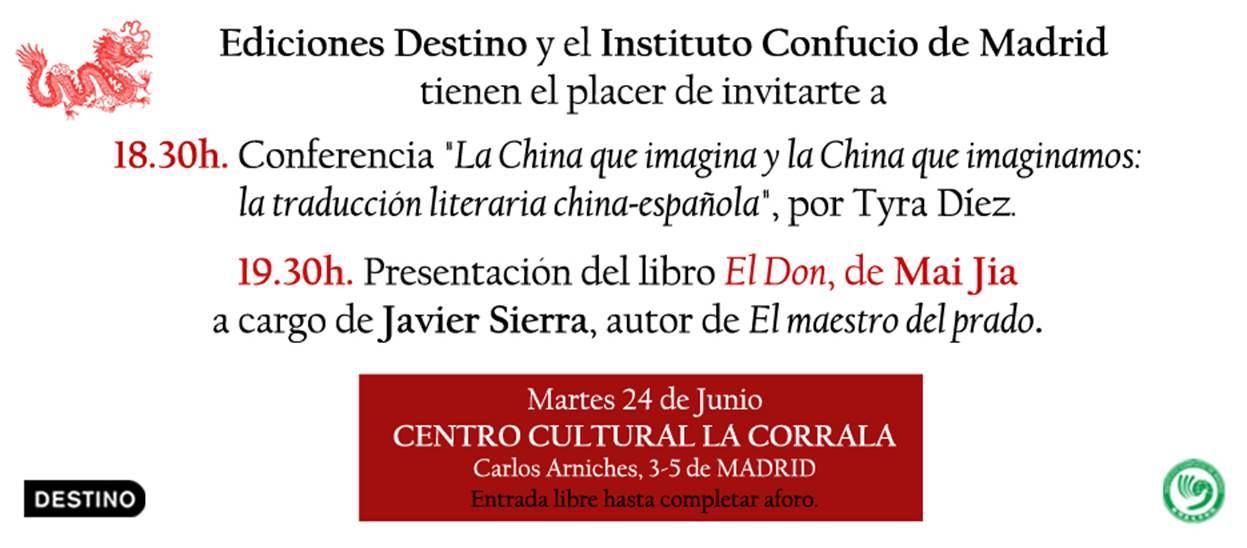 conferencia ICM