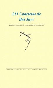 Bai Juyi_111 cuartetos de Bai Juyi