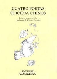 Cuatro poetas suicidas chinos